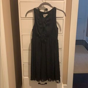 Milly Black Cocktail Dress
